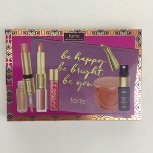Tarte Be Happy Be Bright Be You Makeup Gift Set